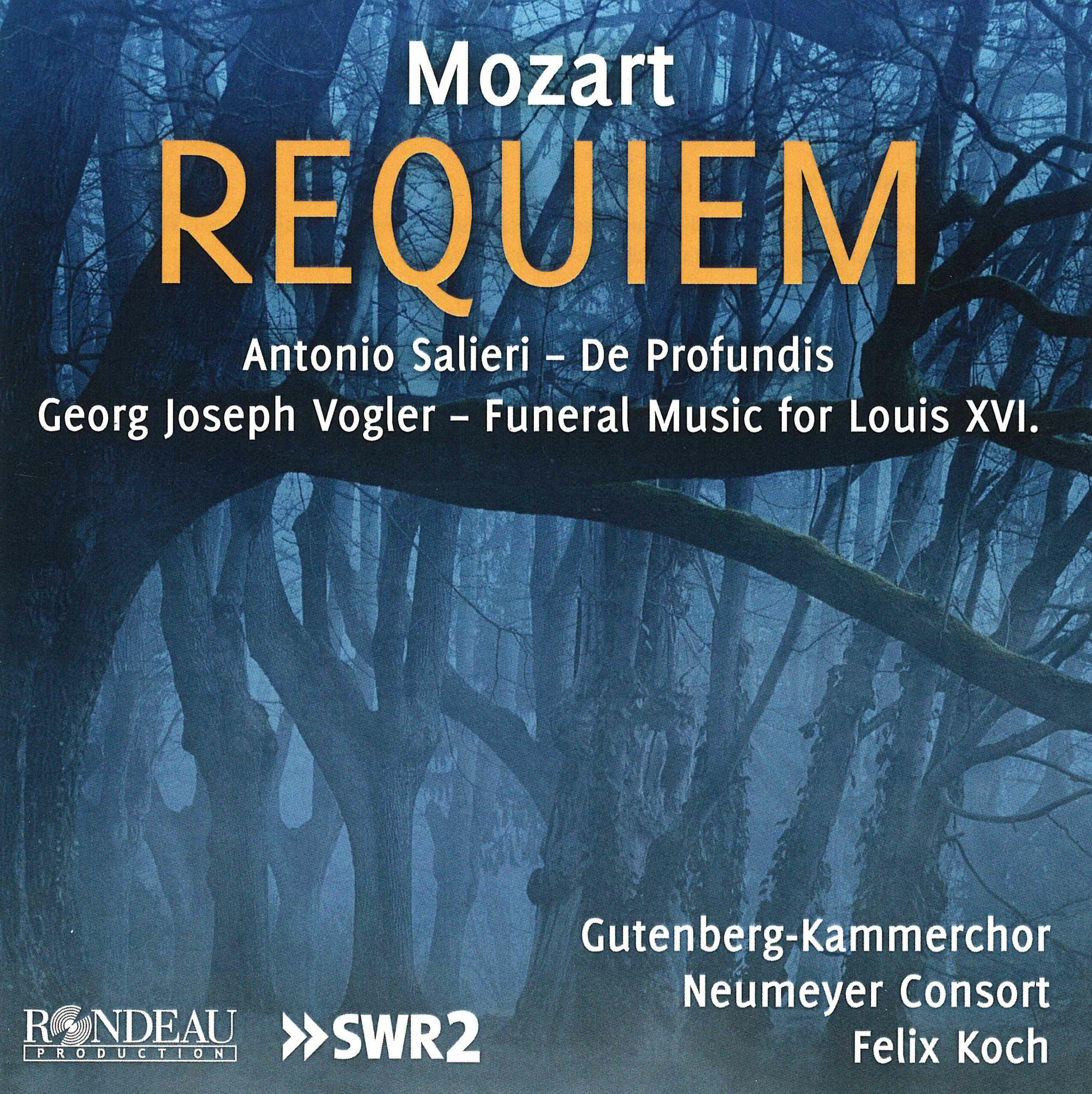CD Mozart-Requiem